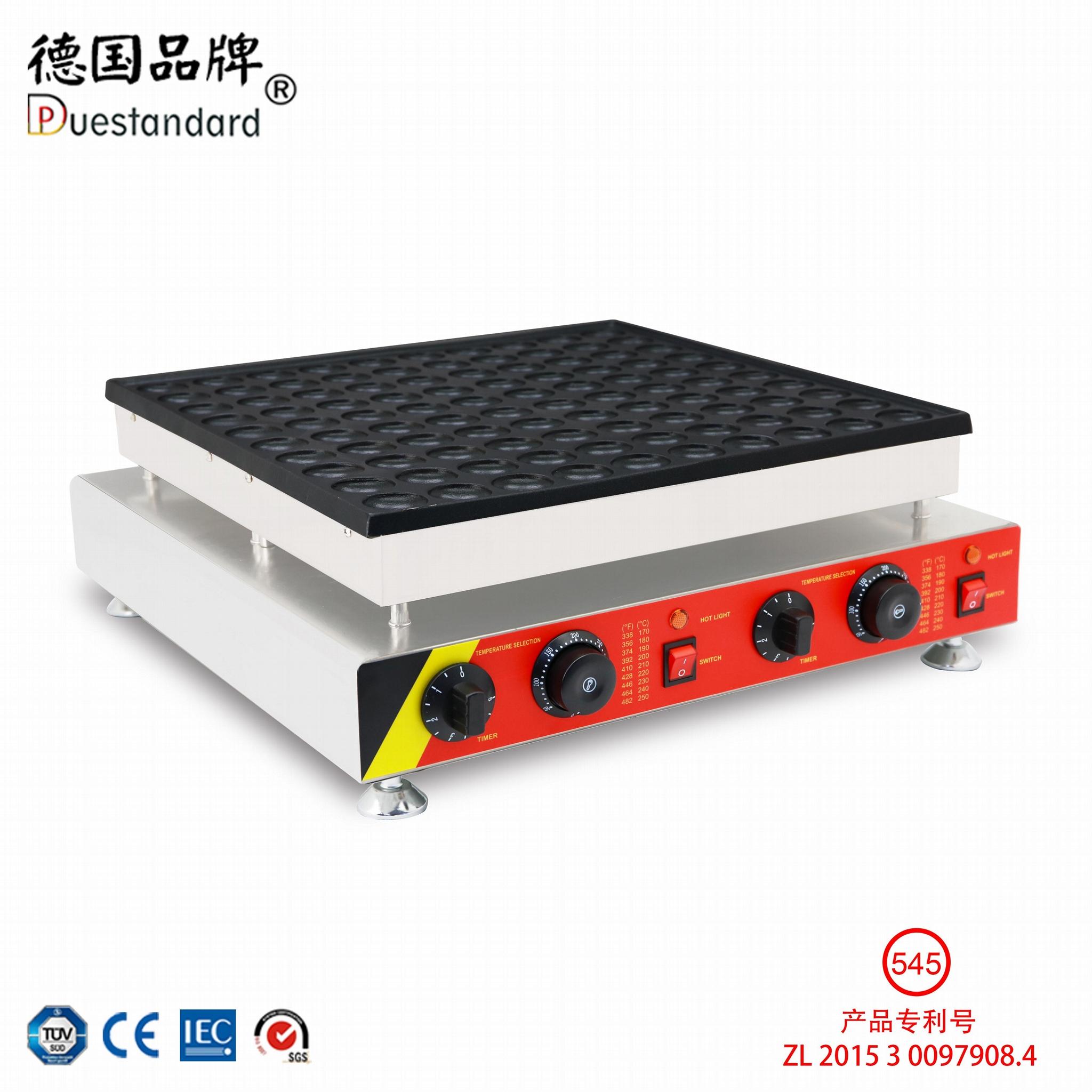小松饼/100孔小松饼机/小松饼设备 4