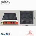 小松饼/100孔小松饼机/小松饼设备 6