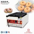 数字温控17孔甜甜圈机