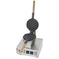 double digital hongkong egg waffle maker