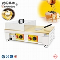 舒芙蕾松饼商用机器舒芙蕾铜扒炉机器梳乎厘机奶酪舒芙蕾蛋糕