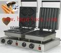 heart&churros waffle maker,waffle