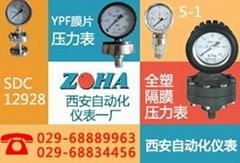 西安仪表厂压力表校验器
