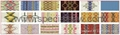 50 needle elastic shirring and smocking sewing machine (010 series )