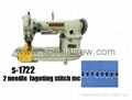 2-needle fagotin stitch sewing machine