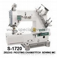 ZIGZAG PICOTING CHAINSITCH SEWING MACHINE