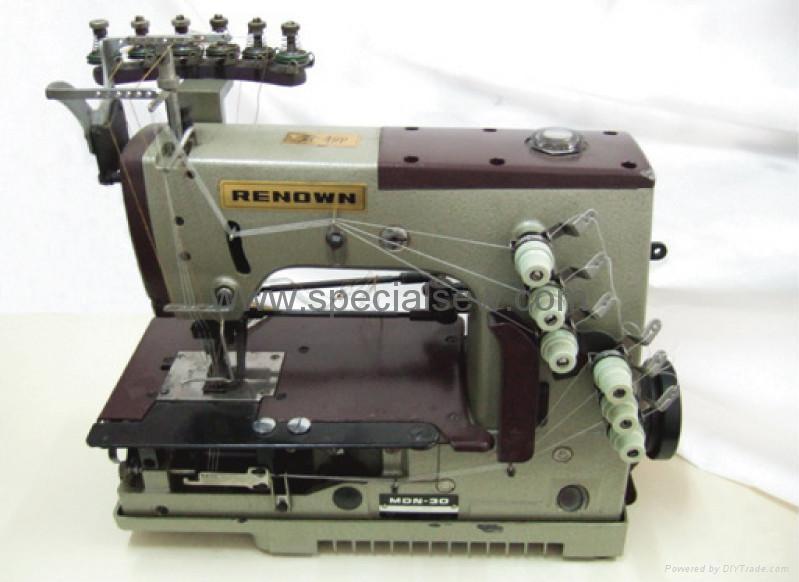 二手日本青柳3 針鏈目縫紉機 1