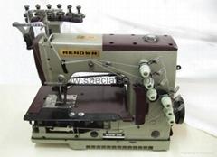 二手日本青柳3 针链目缝纫机