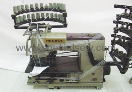二手日本青柳3 針鏈目縫紉機 2