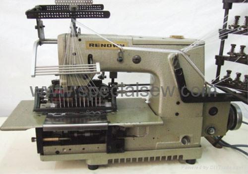 二手日本青柳3 針鏈目縫紉機 3