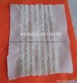 Single needle pin tuck folder