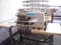 008 SERIES 50 NEEDLE SHIRRING CHAINSTITCH SEWING MACHINE