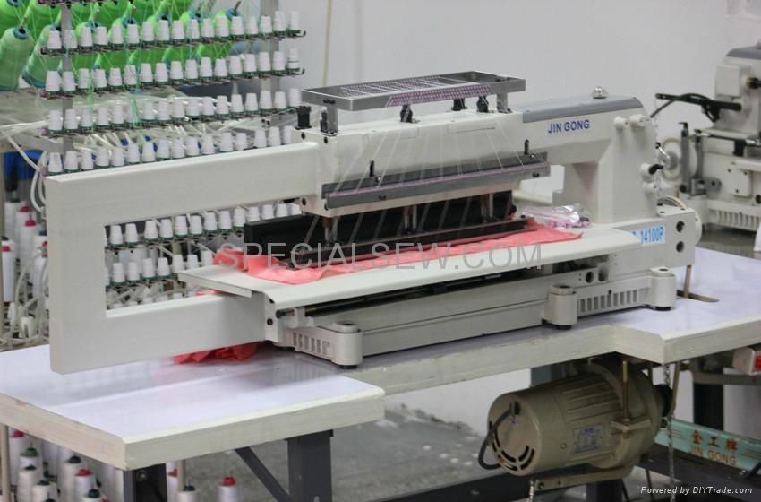 100 针橡筋缝纫机 1