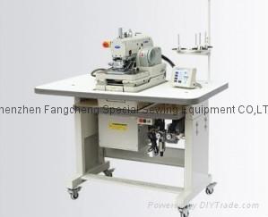 981n computerized eyelet button hole machine  2