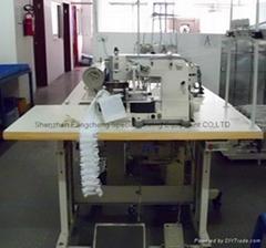 12 針摺景縫紉機