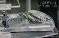 12 NEEDLE INVISIBLE PIN TUCK MACHINE