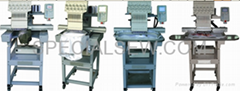 SINGLE HEAD EMBROIDRY MACHINE