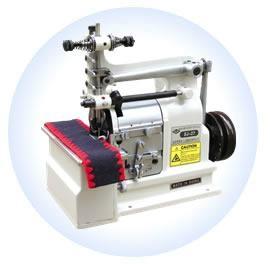 大貝形飾邊包縫機 1