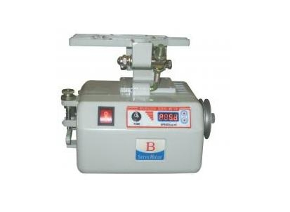 Brushless servo positoner motor s 400a b simanco for Industrial servo motor price