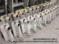 GOLDENWEEL HAND-OPERATED EMBROIDERY MACHINE