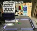 單頭電腦繡花機 5