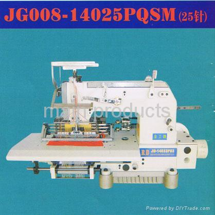 25針打纜繡花機器(PQSM) 1