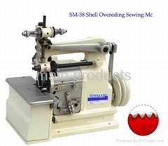 貝殼包縫紉機