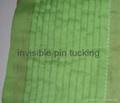 12 needle pin tuck sewing machine