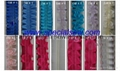 Double needle chainstitch pleating sewing mc