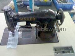 SINGER 118W4 ,單針對絲機