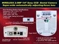 SONY CCD 200万相素无线口腔内窥镜