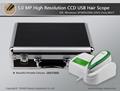 全新500萬像素USB電腦型毛髮,頭髮,毛囊,發質檢測儀 3