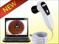 NEW 5.0 MP 4 LED/2 LED USB Eye IRISCOPE Iridology camera PRO software