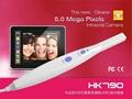 2016 New 5.0 Mega pixels USB 6-LED Dental Intraoral Oral Camera(HK790)