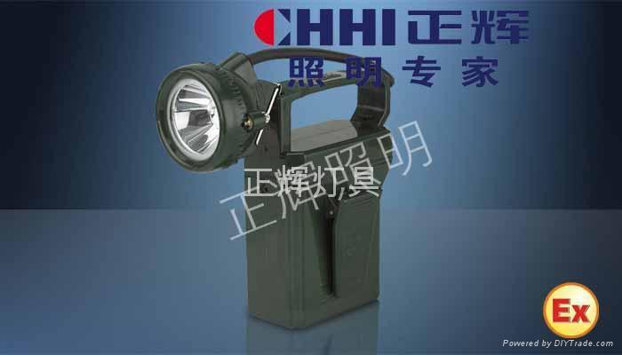 固态防爆强光电筒 2