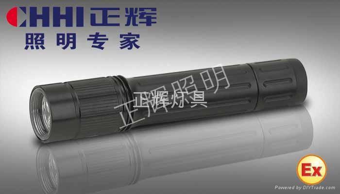 固态防爆强光电筒 3