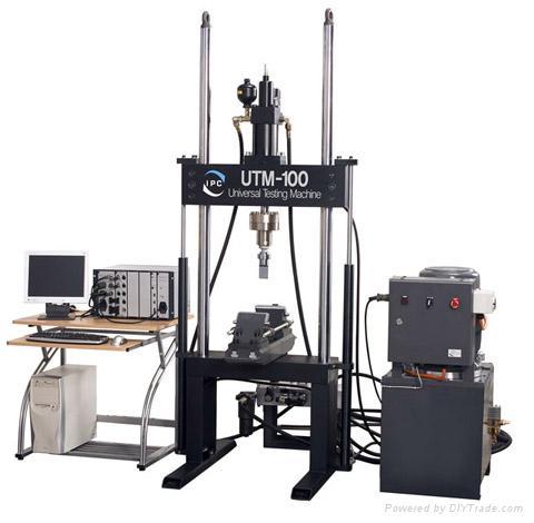 UTM系列动态伺服液压材料试验机 1