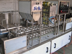 CFD-G Automatic Filling and Sealing Machine