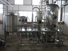 豆奶和豆奶粉生产线