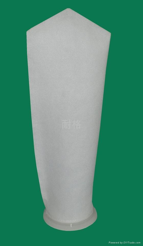 热风焊接聚酯聚丙过滤袋  1