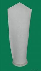 熱風焊接聚酯聚丙過濾袋