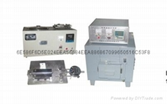 moisture expansion testing machine