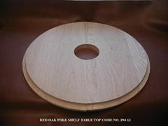 Solid Wood Shelf Set