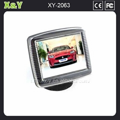 3.5 inch stand on dashboard car monitor for car rear view camera (XY-2063)
