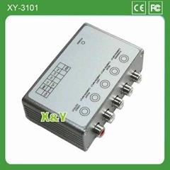全視野汽車攝像頭全視系統控制盒(XY-3101)