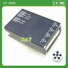 All round view car camera control box(XY-3028)