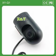 Mini HD Car DVR with RCA video output(XY-Q1)