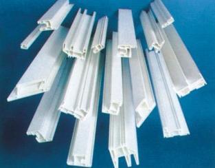 塑钢型材挤出模具 7