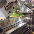 WPC extrusion mould