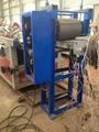 WPC EMBOSSING MACHINE